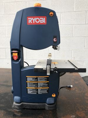 Ryobi band saw for Sale in Puyallup, WA