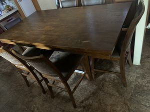 Kitchen table with 6 chairs for Sale in Westminster, CO