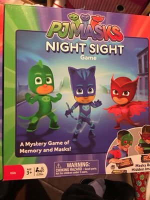 PJ Mask board game for Sale in Queens, NY