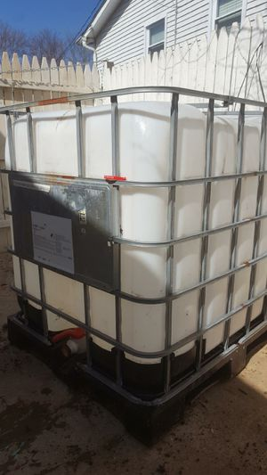 Container for 250 gallons of water for Sale in Rockville, MD