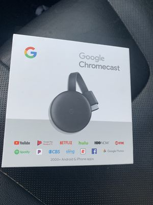 Google Chromecast for Sale in undefined