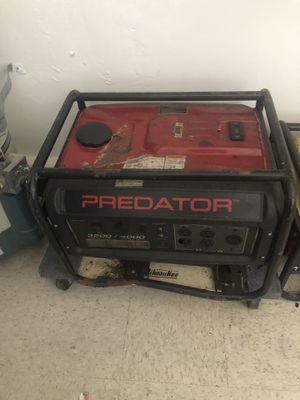 Predator Generator for Sale in View Park-Windsor Hills, CA