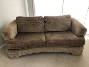 Comfortable Soft Fabric Couch for Sale in Buffalo, NY