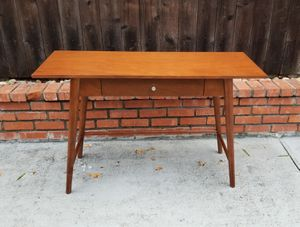 Mid-Century Modern Writing Desk for Sale in San Diego, CA