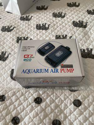 aquarium air pump for Sale in Pompano Beach, FL