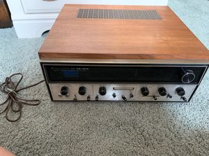Kenwood Model KR-7070, Auto tuning stereo receiver. Great condition. Father passed away. $450, local pickup only. for Sale in Santa Clara, CA