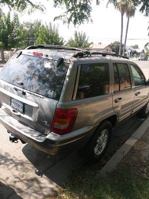 Grand Cherokee for Sale in Sanger, CA