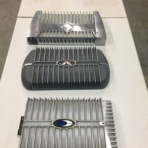 Rockford Fosgate Power Amplifiers for Sale in Woodlake, CA