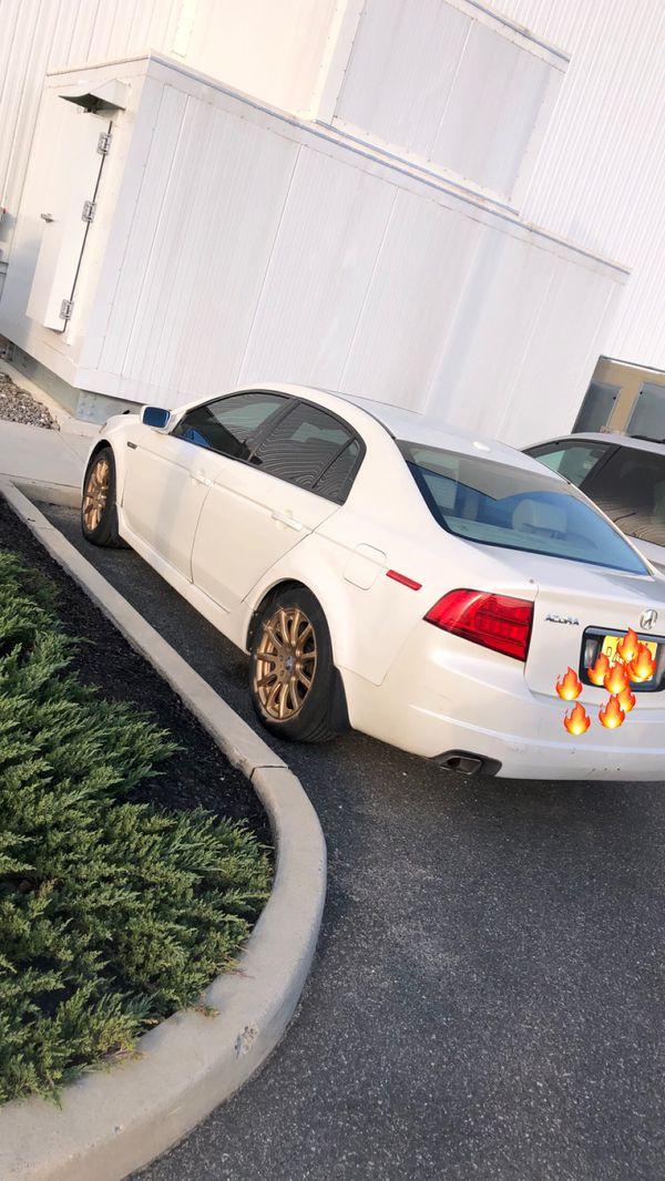 Acura tl 2008 s