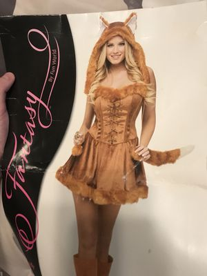 Fox Halloween costume med/large (10-14) for Sale in Pittsburgh, PA