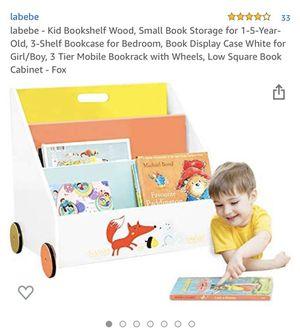 Kids bookshelf for Sale in Costa Mesa, CA