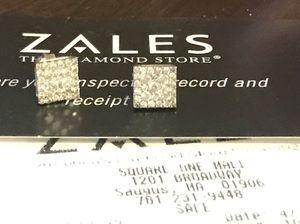Unisex 1/2 ct Diamond earring set!! for Sale in Revere, MA
