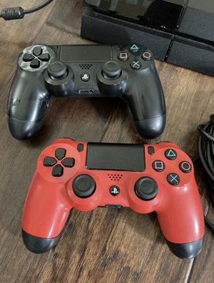 2 PS4 controllers for Sale in San Jose, CA