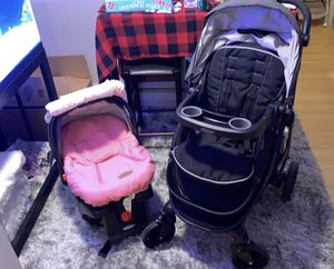 Graco stroller and car seat for Sale in North Tonawanda, NY