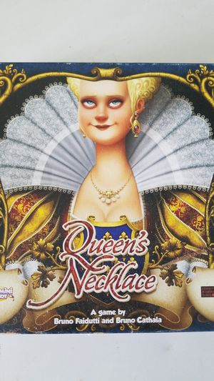 Queens Necklace board game for Sale in Tualatin, OR