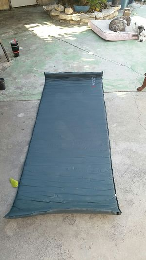 Camping Air roll out mattress /Single. for Sale in Norwalk, CA