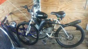 """BT80 """"eletric start"""" motor bike 80cc for Sale in Oak Glen, CA"""