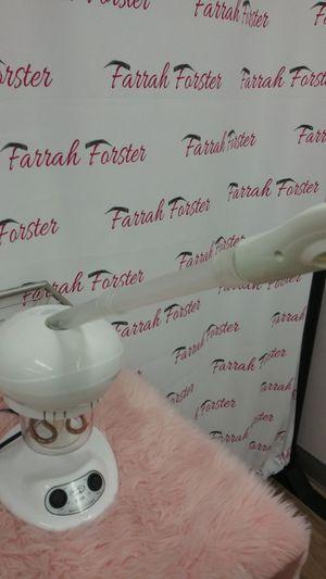 Works fine. Mini facial steamer for Sale in Ontario, CA