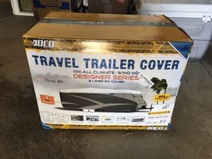 26' to 28' Travel Trailer RV Cover for Sale in Medina, OH