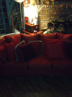 Couch/Sofa And Matching Loveseat for Sale in Fremont,  CA