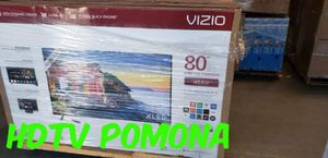"""80"""" Vizio 4K smart $1399.99 take home with just $39 down!! for Sale in Montclair, CA"""