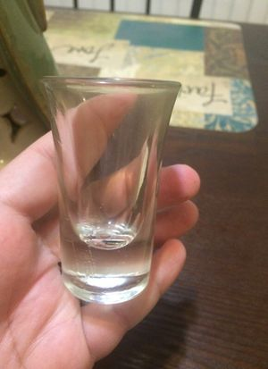Antique mini glass cup for Sale in Cleveland, OH