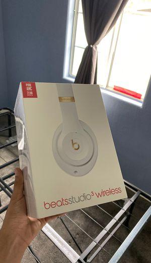 Beats studio 3 wireless headphones for Sale in West Covina, CA