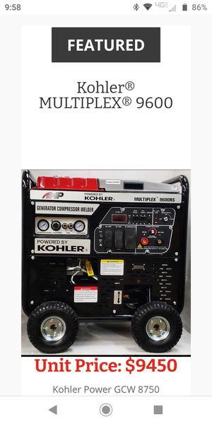 Kohler Multiplex 9600 for Sale in Easley, SC