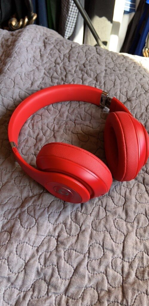 Beats wireless studio3