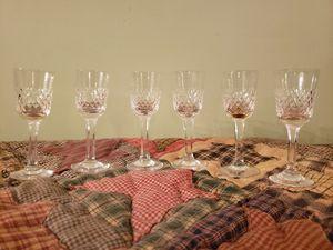 6 vintage shot glasses for Sale in Brockton, MA