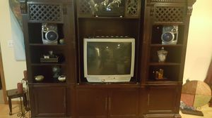 Free entertainment center for Sale in Conyers, GA