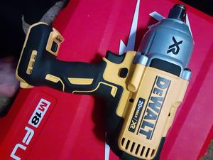 DeWalt 3/4 inch torque wrench impact drill for Sale in West Linn, OR