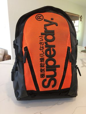 SuperDry Backpack, SuperDry Mesh Tarp Pack for Sale in Whittier, CA