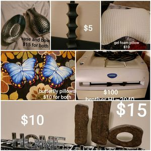 Household Items And Decor- Prices On Photos for Sale in Smyrna, TN