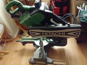 Hitachi sliding saw for Sale in El Cajon, CA