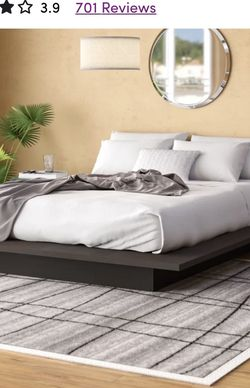 Platform Bed Brand New In Box for Sale in The Bronx,  NY
