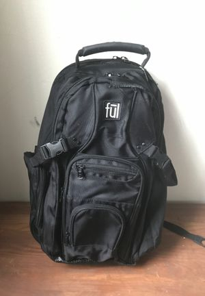 Ful® ABFL5063-001 - Tennman Black Laptop Backpack/Bag for Sale in The Bronx, NY