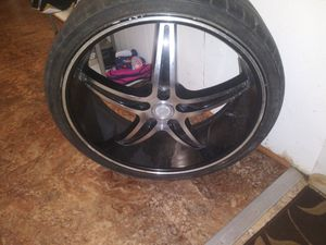 20 inch rims for Sale in Pensacola, FL