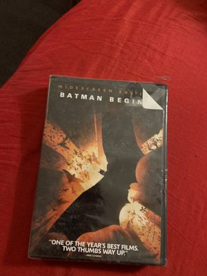 Batman Begins -DVD for Sale in Detroit, MI
