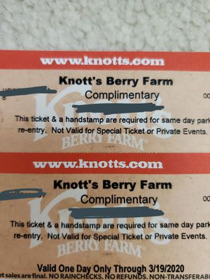 Knotts Berry Farm for Sale in Alhambra, CA