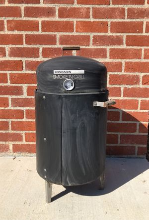 Brinkman smoker grill for Sale in Alhambra, CA