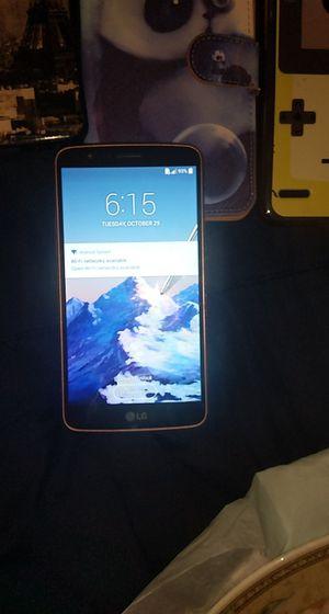 Lg Stylo 3 unlocked phone for Sale in Baytown, TX