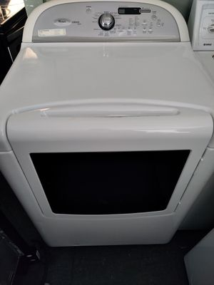 WHIRLPOOL CABRIO CANYON CAPACITY DRYER for Sale in Wake Forest, NC