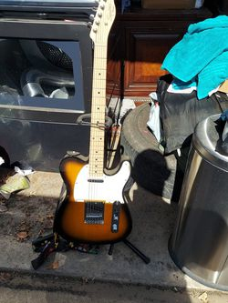 Guitar And Amp Combo for Sale in Elk Grove,  CA