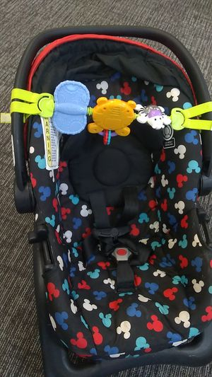 Mickey mouse car seat for Sale in Pueblo, CO