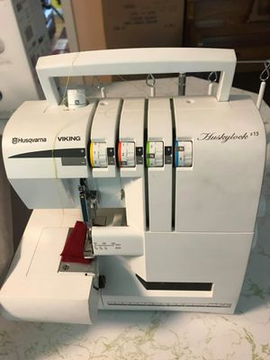 Husqvarna serger for Sale in Eastford, CT