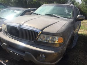 2002 Lincoln Navigator parting out for Sale in Dallas, TX