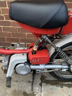 1980 Yamaha QT50 for Sale in Burke,  VA