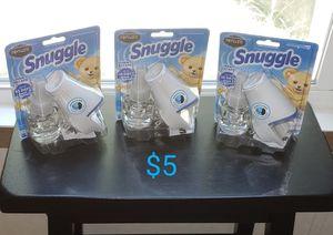Snuggle renuzit plug ins for Sale in Dublin, GA