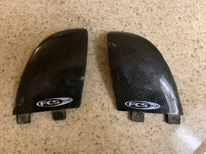 FCS Curved Fins for Sale in Carlsbad, CA
